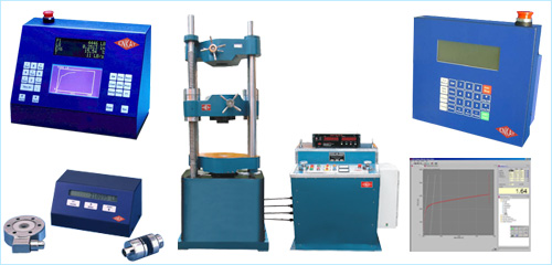 Retrrofit Universal Testing Machine